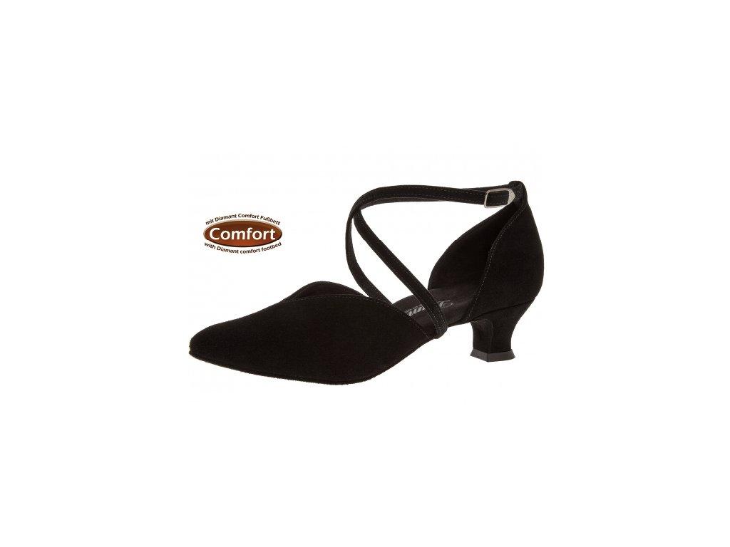 Dámská taneční obuv Diamant 107-013-001