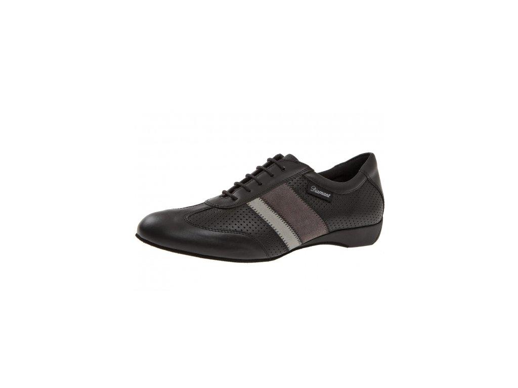 Pánská taneční obuv Diamant 124-225-159