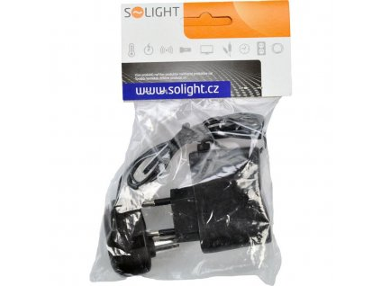 Solight anténní adaptér, s napájecí výhybkou, 100mA