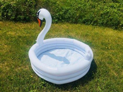 Dětský nafukovací bazén Labuť