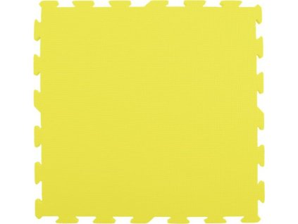 LC Pěnový koberec extra velký žlutý 0+