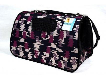 Barevná přepravní taška - 49x28 cm