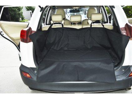Potah do kufru auta - 132x99x43 cm