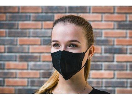 Respilon FFP2 respirátor RespiPro Carbon 3ks