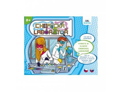 Chemická laboratoř - Albi Science