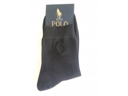 Jednobarevné ponožky POLO