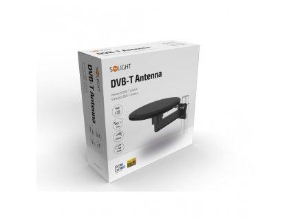 Solight venkovní DVB-T anténa, 49dB, UHF, 21. - 60. kanál
