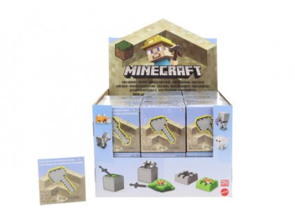 Minecraft Mini těžba GVL37
