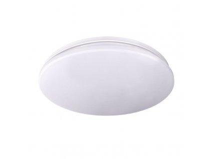 Solight LED stropní světlo PLAIN s mikrovlnným sensorem, 18W, 1260lm, 3000K, kulaté, 33cm