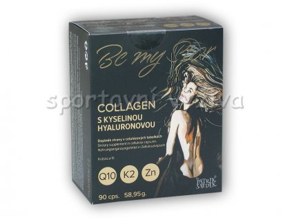 Collagen s kyselinou hyaluronovou 90cps