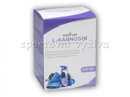 L-Karnosin 230mg 100 kapslí