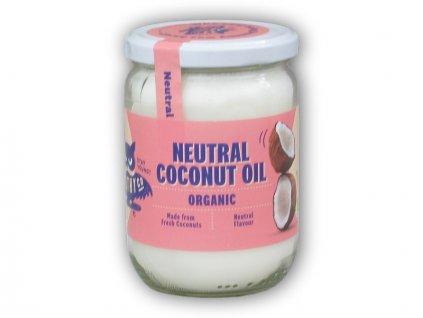 Bio Kokosový olej neutrální 500ml