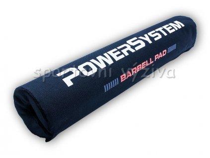 Polstrování tyče BARBELL PAD BLACK 8x45cm