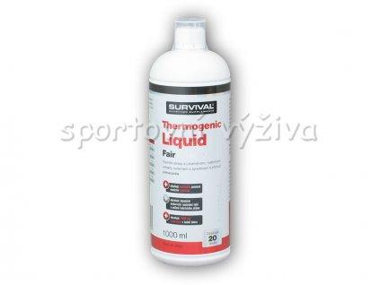 Thermogenic liquid fair power 1000ml