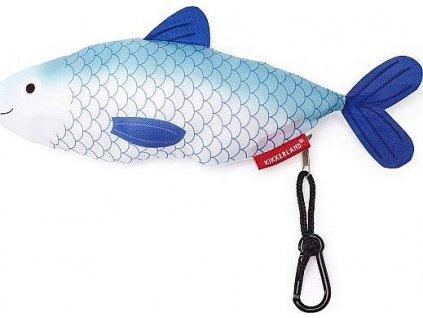 Set 4 potravinových sáčků - rybka