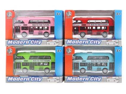 Autobus kovový