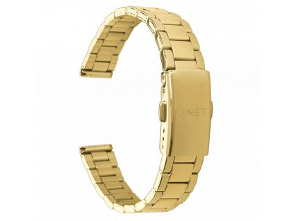 Zlatý kovový tah MINET Band Original Gold - 14