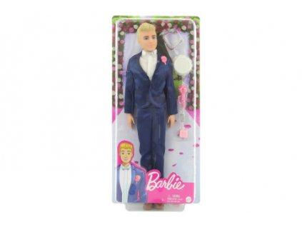 Barbie Ženich GTF36