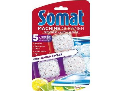 Machine Cleaner čistič myčky v tabletách, 3 × 20 g