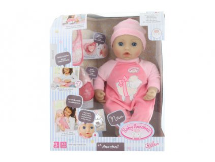 Baby Annabell 43 cm TV 1.3. - 30.6.2021