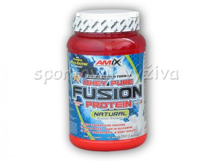 Whey Pure Fusion Protein 700g natural