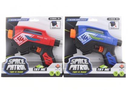 Vesmírná pistole na baterie