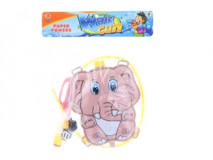 Pistole se zásobníkem - slon