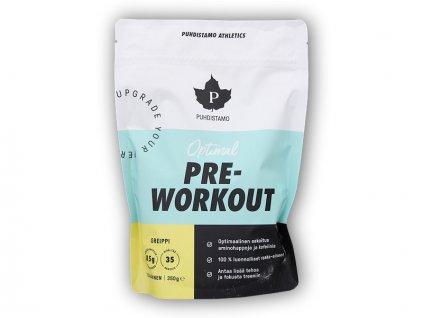 Pre-Workout + Caffeine 350g-grep