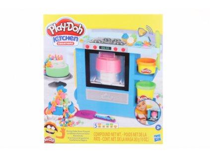 Play-doh Hrací sada na tvorbu dortů TV 1.11.-31.12.2021