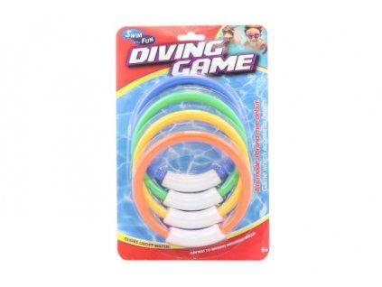 Kroužky na potápění