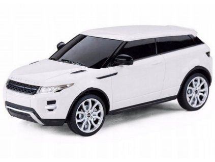 Range Rover Evoque 1:24, RTR- Bílý