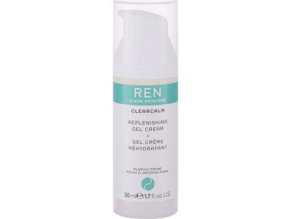 Clearcalm 3 denní pleťový krém Replenishing pro ženy 50 - REN Clean Skincare