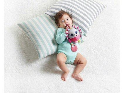 TINY LOVE PLYŠ Baby ježeček Marie Tiny Smarts chrastítko a kousátko