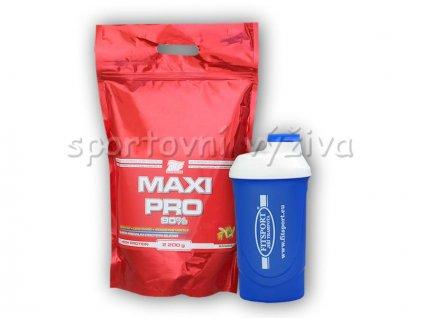 Maxi Pro 90% 2500g +