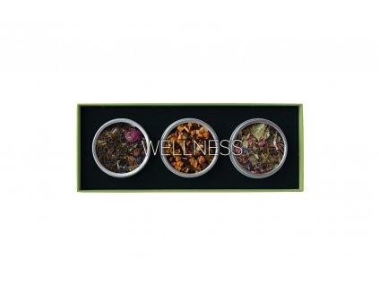Wellness tea - dárkové balení