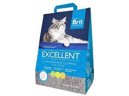 Fresh for Cats Excellent Ultra Bentonite 10kg