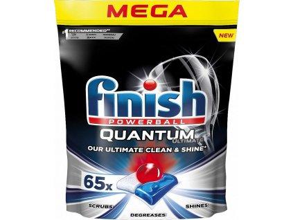 Quantum Ultimate tablety do myčky, 65 ks