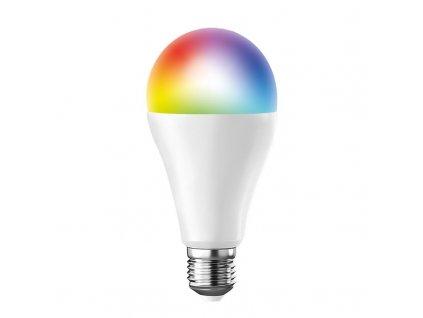 Solight LED SMART WIFI žárovka, klasický tvar, 15W, E27, RGB, 270°, 1350lm