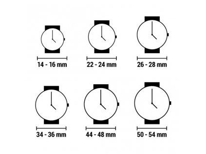 Dámské hodinky Arabians DNA2238B (30 mm)
