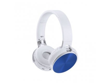 Skládací sluchátka s Bluetooth 145945 Modrý