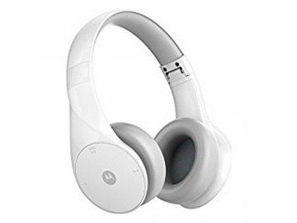 Skládací sluchátka s Bluetooth Motorola Pulse Escape Černý