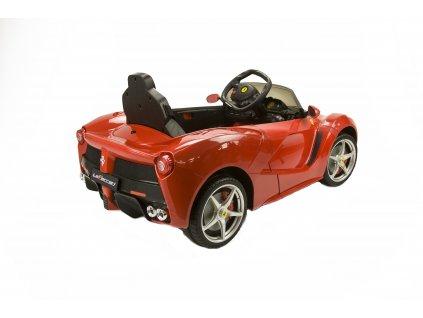 Run Run Toys elektrické autíčko LaFERRARI Red 12V R/C