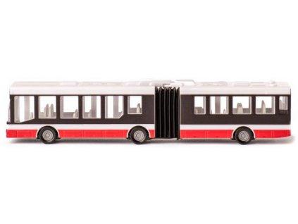 SIKU Autobus kovový kloubový MAN NG 312 MHD český design kov