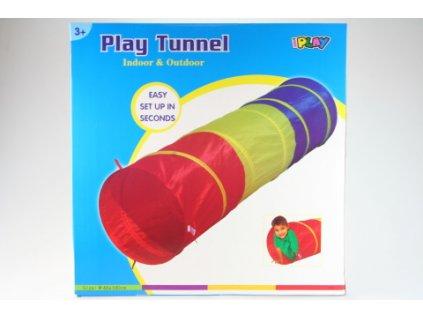 Tunel rovný