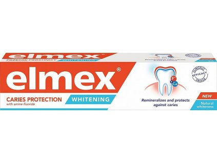 Caries Protection Whitening zubní pasta, 75 ml