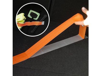 Páska k uchycení do kufru - 80 cm