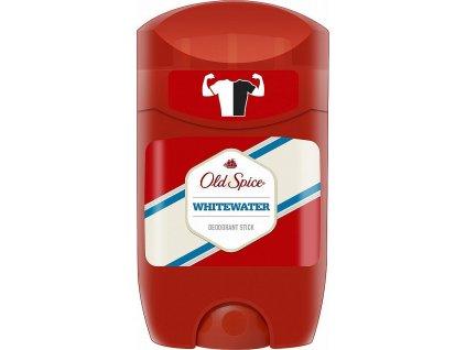 Whitewater tuhý deodorant, 50 ml