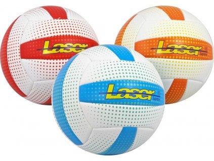 Míč volejbalový balon s potiskem Laser Supreme vel.5 3 barvy