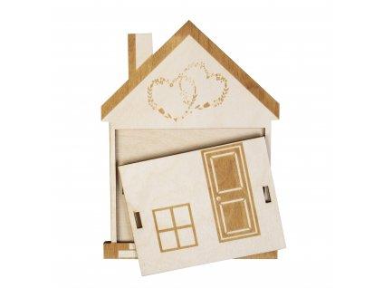 Malá kapsa - Dům