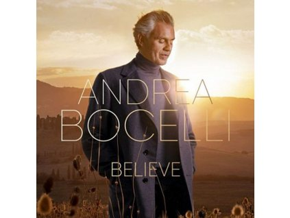 Andrea Bocelli : Believe, LP